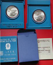 REPUBBLICA ITALIANA I.P.Z.S. MONETA 500 LIRE F.D.C. PUBLIO VIRGILIO MARONE 1981