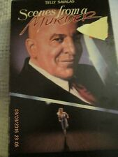 Scenes From a Murder (1972) $11.75 VHS TELLY SAVALAS