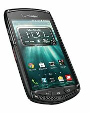 Kyocera Brigadier E6782 Android Phone Black RUGGED 4G LTE Verizon, Page Plus