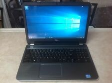 DELL 5521 WINDOWS 10 INTEL CORE i5 1.80GHz 6GB 500GB 15.6 WEBCAM HDMI BLUETOOTH