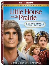 LITTLE HOUSE ON THE PRAIRIE - LEGACY MOVIE COLLECTION  DVD - Region 1