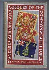 Heraldry: T J Edwards: Standards, Guidons & Colours of Commonwealth Forces. 1953