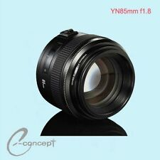 YONGNUO YN85mm f1.8 AF/MF Standard Medium Prime Fixed Camera Lens for Canon