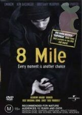 8 MILE-EMINEM, BRITTANY MURPHY-Region 4-New AND Sealed