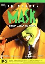 THE MASK - from zero to hero - Jim Carrey - DVD # 989