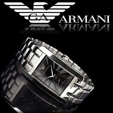 EMPORIO ARMANI LADIE'S LUXURY DRESS COLLECTION WATCH AR0157