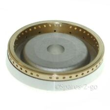 DIPLOMAT Oven Cooker Hob Semi Rapid Burner Ring Brass Crown Body Gas Flame 60mm
