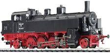 LILIPUT L131400  93 1353 DRG nera telaio rosso, stemma aquila su cabina,