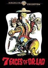 7 FACES OF DR LAO (1964 Tony Randall) Region Free DVD - Sealed