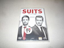 SUITS SEASON 2 DVD ALL 16 EPISODES ON 4 DISCS BRAND NEW
