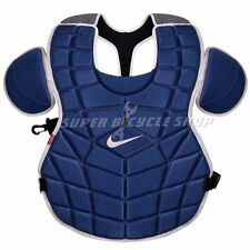"""NIKE DE3539 Chest Protector With Padding 16"""" Inch , Navy"""