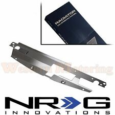 NRG Stainless Steel Air Diversion Panel Plate (Mitsubishi Evolution VIII / IX)