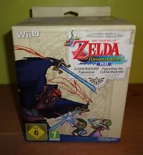 Zelda the Windwaker HD collector WiiU VF