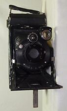 Zeiss Ikon Ikona Bellows Folding Camera 120 Derval Antique