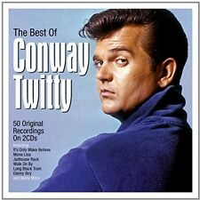 Conway Twitty - Best of [New CD] UK - Import