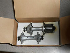 Suntour GPX NEW NOS pair hubs front rear 6 speed 32h BNIB