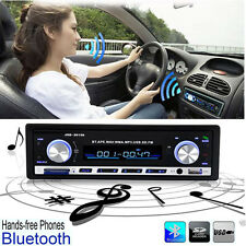 Bluetooth Car Stereo Player CD In-Dash FM Radio Input Receiver SD USB MP3 Radio