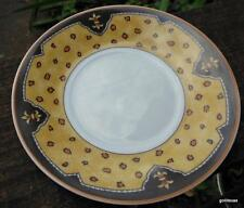 """Vintage Muirfield Small Plate Outback Leopard Motif 6.75"""""""