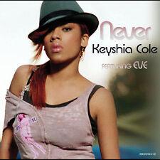 FREE US SH (int'l sh=$0-$3) NEW CD Keyshia Cole: Never Single