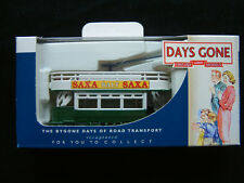 Lledo DAYS GONE dg109002-OPEN TOP TRAM-Blackpool-SAXA SALE