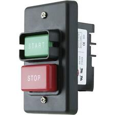 Shop Fox Safety ON/OFF Switch Dual Voltage 110/220 Volt Heavy Duty D4157 New
