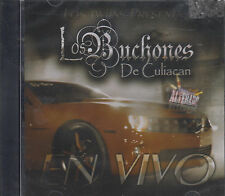 CD - Los Buchones De Culiacan NEW En Vivo 10 Tracks FAST SHIPPING !