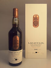 Lagavulin Charity Bottling-one of only 522 bottles worldwide!