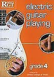 RGT - Electric Guitar Playing Grade 4 by Tony Skinner