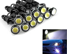 10x White DC12V 9W Eagle Eye LED Daytime Running DRL Backup Light Car Auto Lamp