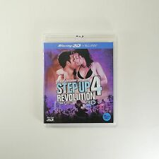Step Up 4 Revolution 3D Blu-ray [Korea Edition, 3D & 2D, 1Disc] Miami Heat 2012