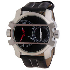 Fastrack Design Leather Belt Multi dial Mens Watch