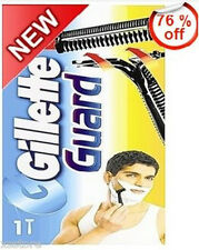 One Gillette Guard shaving Razor With 10 Cartridges Refills Blade Free Shipping