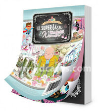 Hunkydory - The Little Book of Super Men & Wonderful Women