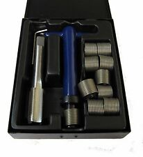 Rdgtools M18 x 1.5 helicoil kit thread repair kit engineering outils