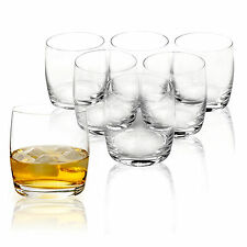 6 Short Tumblers Walther Glas Jane 300ml Glasses Whiskey Wine Water Boxed Set