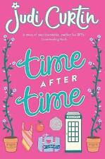 Time After Time, Curtin, Judi, New Book
