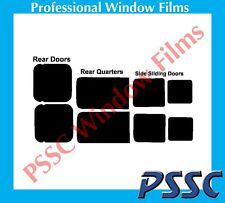 Peugeot Boxer 2006-2010 Pre Cut Window Tint / Window Film / Limo