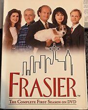 Frasier-Complete Season 1~24 Episodes/4 DVDs~Kelsey Grammer David Hyde Pierce