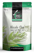 Masala Chai Gourmet Loose Black Tea 1 oz. Includes 10 Free Tea Bags