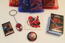 SPIDER MAN PARTY PRE FILLED BOYS LOOT/GIFT/PARTY/FILLER FREE P & P ON 5 OR MORE