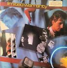 LIMITED WARRANTY S/T LP 1986 SYNTH POP ELECTRONIC ROCK/POP NM!!
