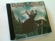 Iron Maiden Double CD Leicester England No Prayer For The Dying Tour 1990