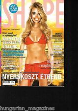 Shape Ungarn / Hungary Hungarian Magazine 2006/07 - Denise Richards - Cover