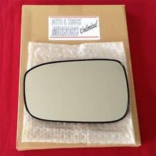 NEW Mirror Glass AND BACKING 03-07 HONDA ACCORD SEDAN Driver Left Side