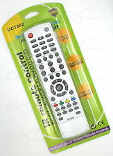 Universal Remote control for  DVD , CD Player , Home Theater Systems.