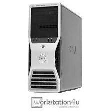 Dell T3500 Workstation PC Xeon 6-Core L5640 RAM 12GB HDD 250 GB Quadro 600 W7