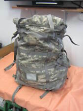 MOLLE II LARGE RUCKSACK FIELD PACK BACKPACK ACU Very Good Condition Discolored