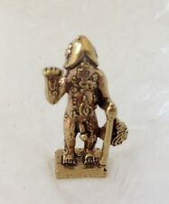 1 PC. THAI BRASS AMULET PALAD KIK STRONG CHARM, LUCKY LOVE