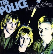 The Police 'Outlandos D'amour' REISSUE LP +MP3  VINYL NEW AND FACTORY SEALED