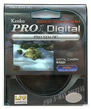 Kenko 52mm Pro1 Digital ND4 Neutral Density Filter 52